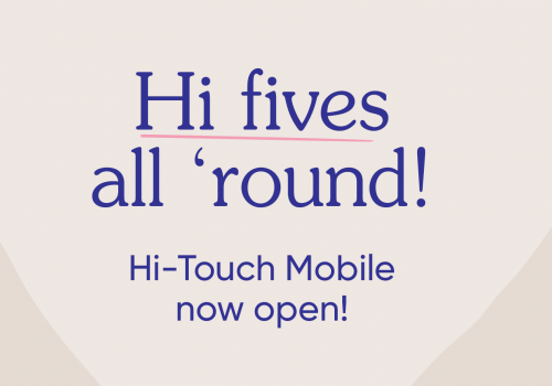 Hi-Touch Mobile new store now open!