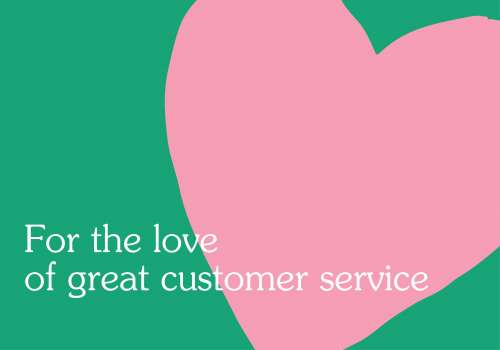 We want to hear about exceptional customer experience stories