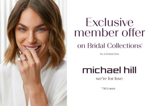 Bridal Celebration at Michael Hill